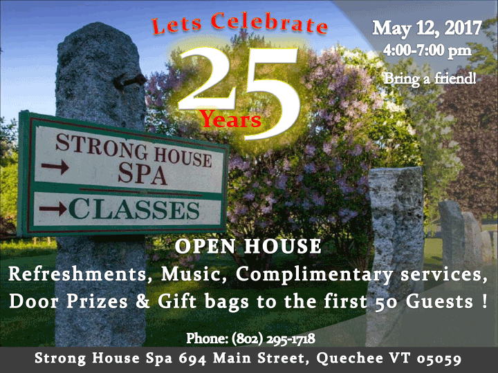Let's Celebrate 25 years!